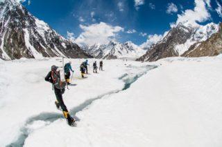 4. 11. 2019 Dream 2K2 – první češka na vrcholu K2