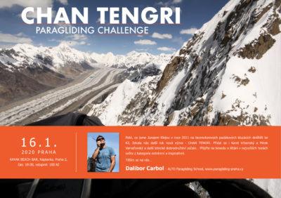 Chan Tengri – paragliding challenge