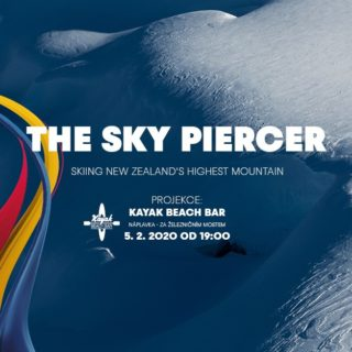 "5. 2. 2020 Red Bull TV projekce ""The Sky Piercer"""