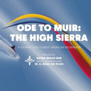 "19.2.2020 RED BULL TV PROJEKCE ""ODE TO MUIR: THE HIGH SIERRA"""