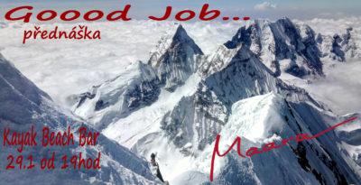 Mára Holeček – Good job…
