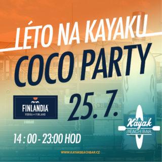 COCO PARTY 25.7.2020