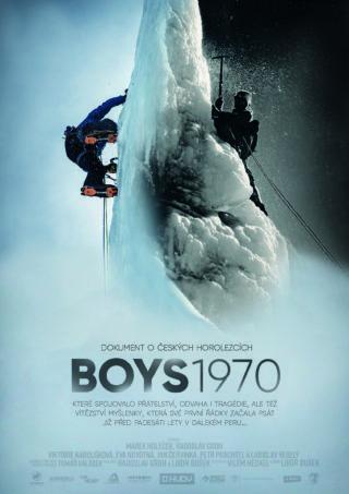 17. 9. 2020 Promítání filmu BOYS 1970